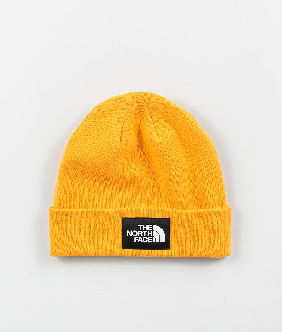 The North Face Dock Worker Recycled Bonnet Summit Gold