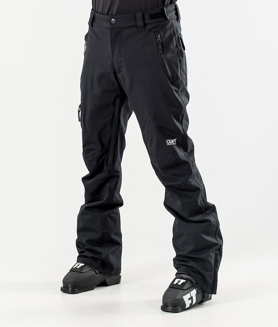 ColourWear Sharp Skibukse Black