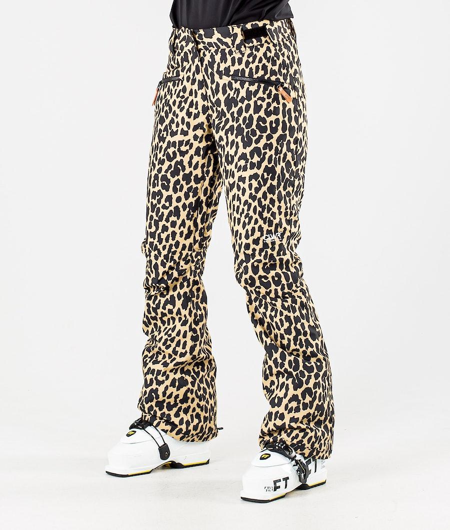 ColourWear Cork Pantalon de Ski Khaki