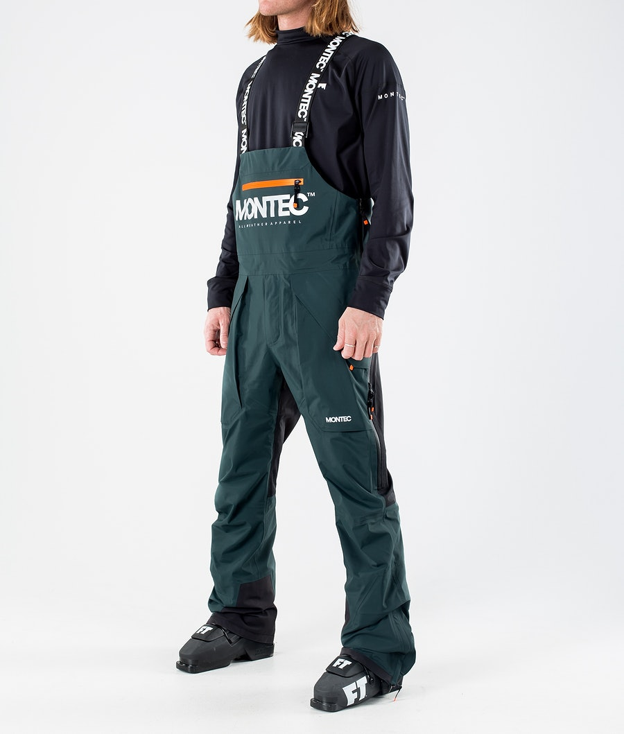 Montec Fenix 3L Ski Pants Dark Atlantic
