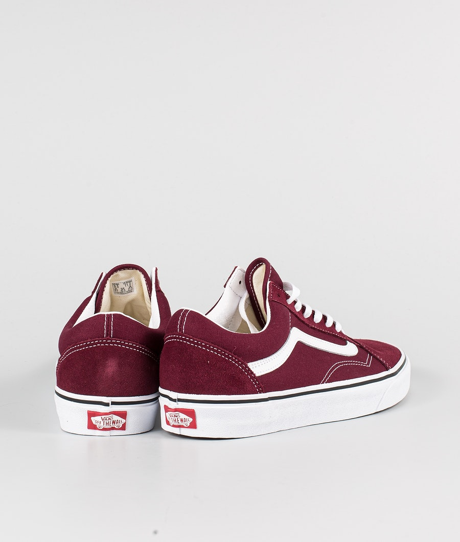 Vans Old Skool Skor Port Royale/True White