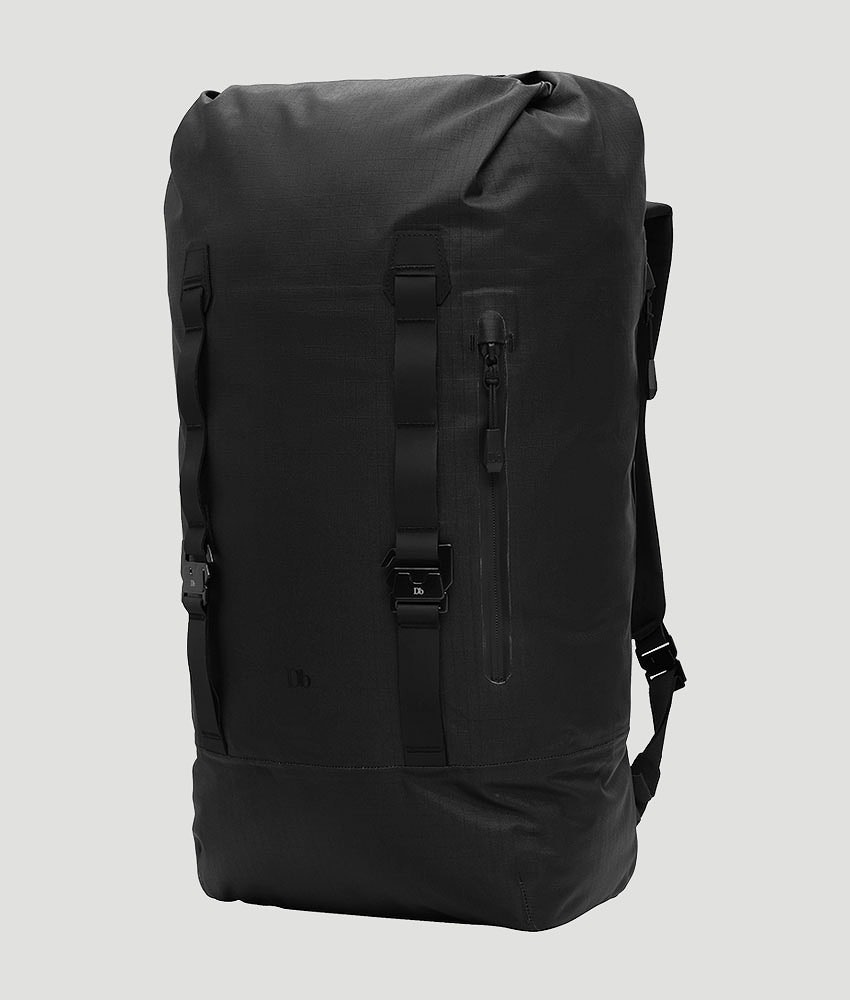 Douchebags The Element Sac de Montagne Black Out