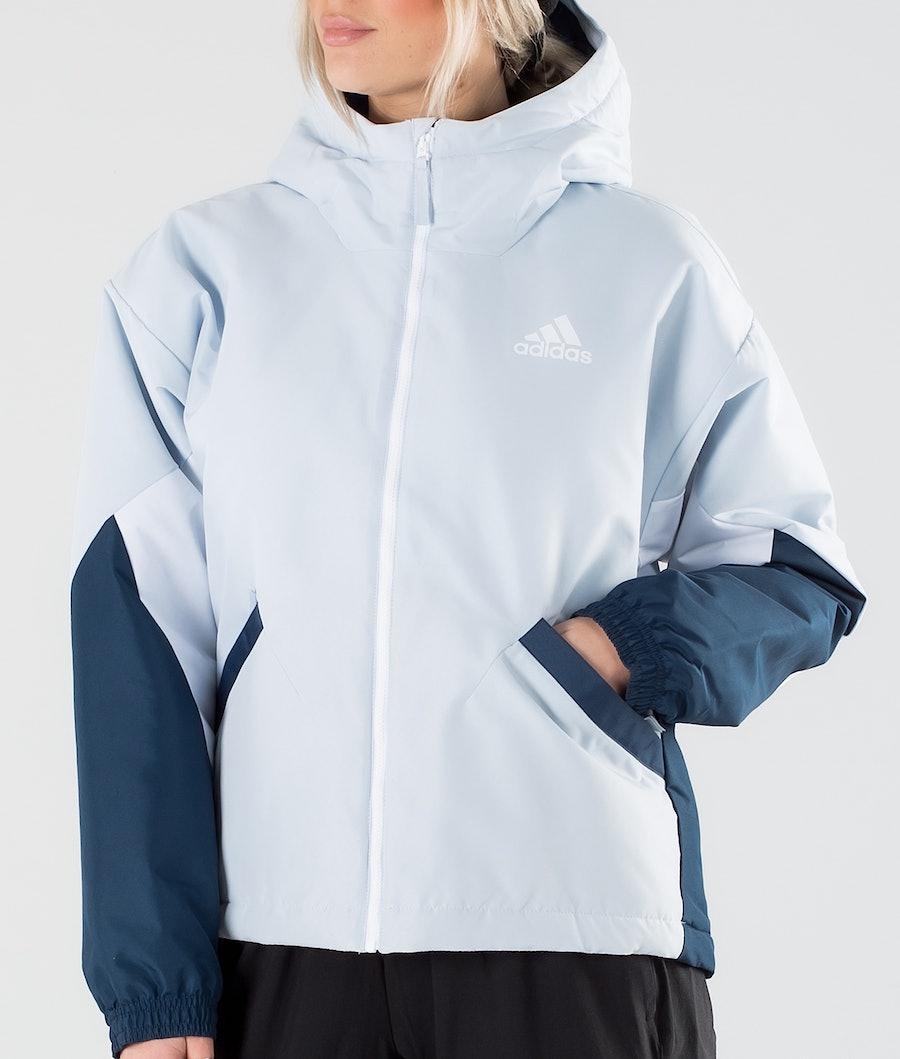 Adidas Terrex BTS Insulated Jacka Dam Hazy Blue