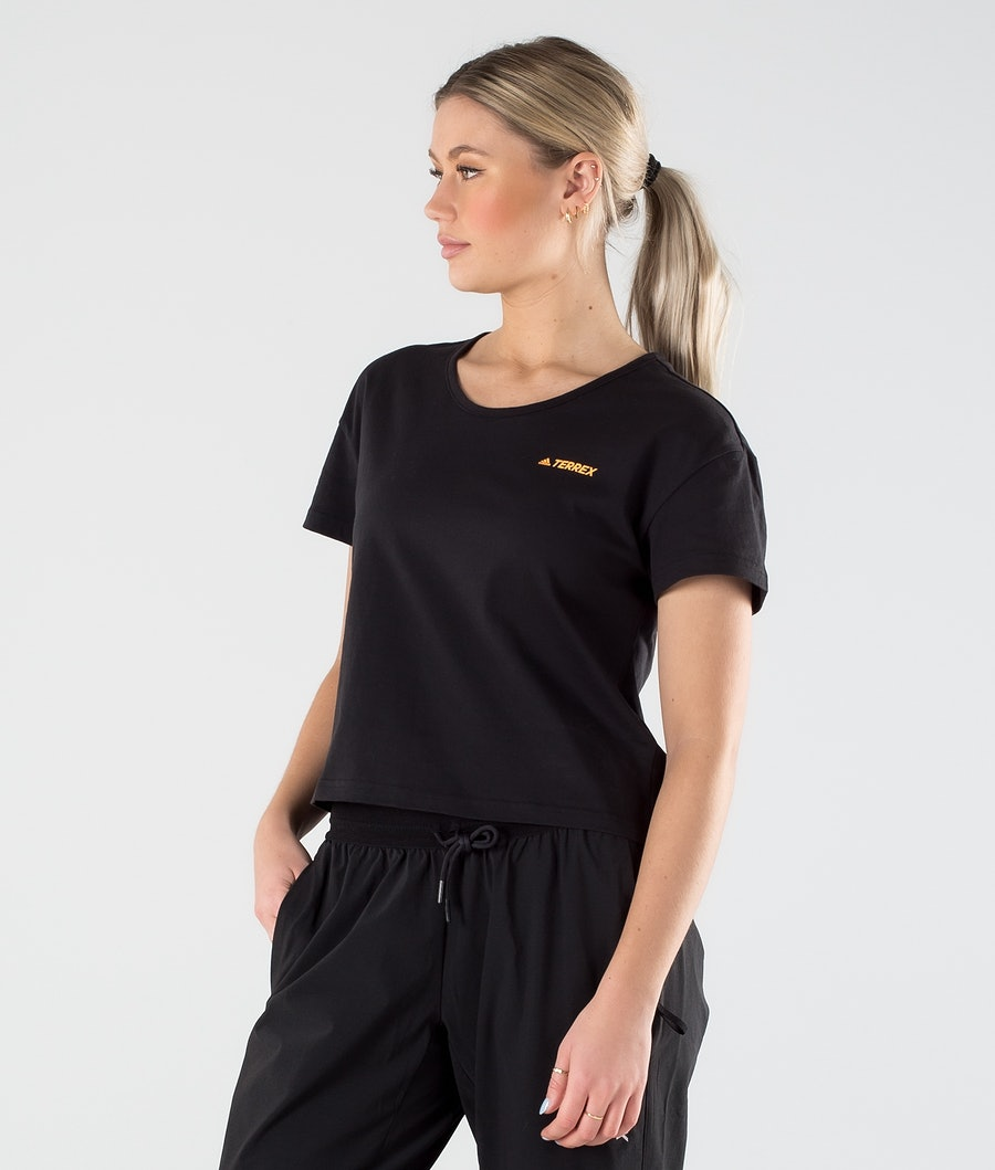 Adidas Terrex OnlyCarry T-paita Black