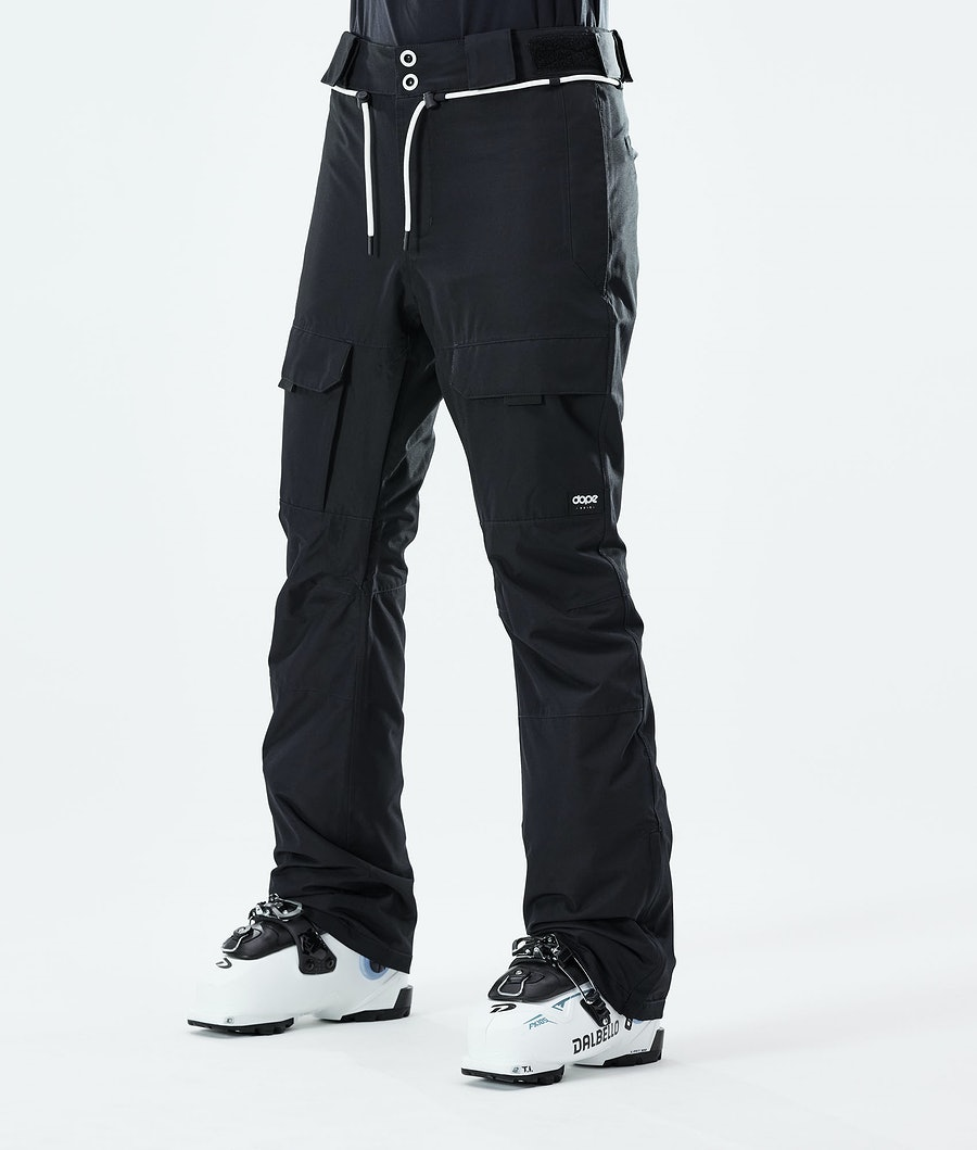 Dope Grace Women's Ski Pants Black