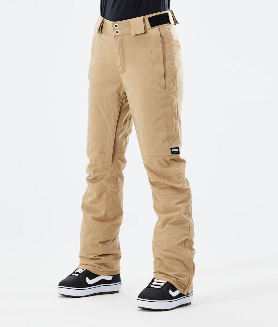 Dope Con 2020 Pantaloni Snowboard Khaki