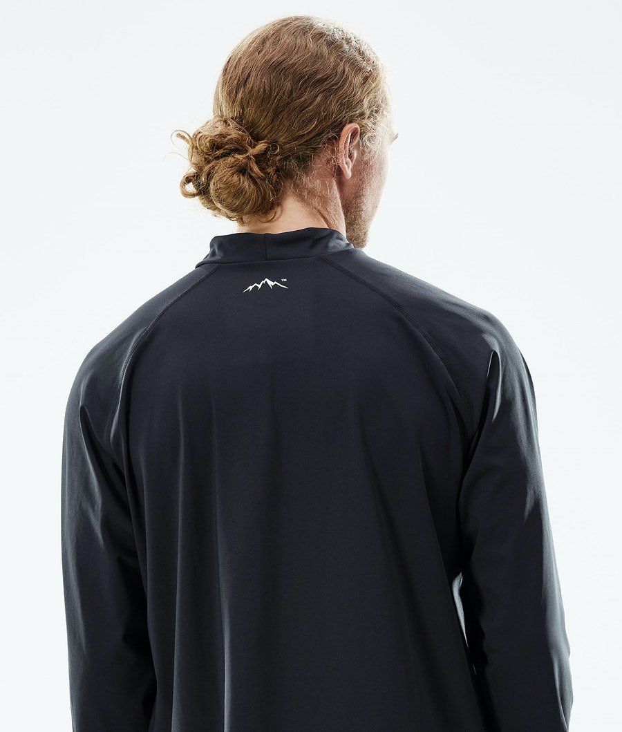 Dope Snuggle 2X-UP Base Layer Top Black