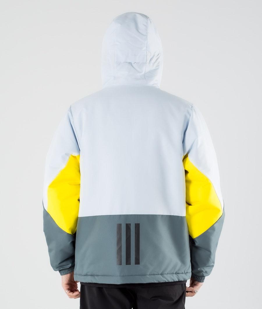 Adidas Terrex BTS Insulated Jacka Halo Blue/Yellow