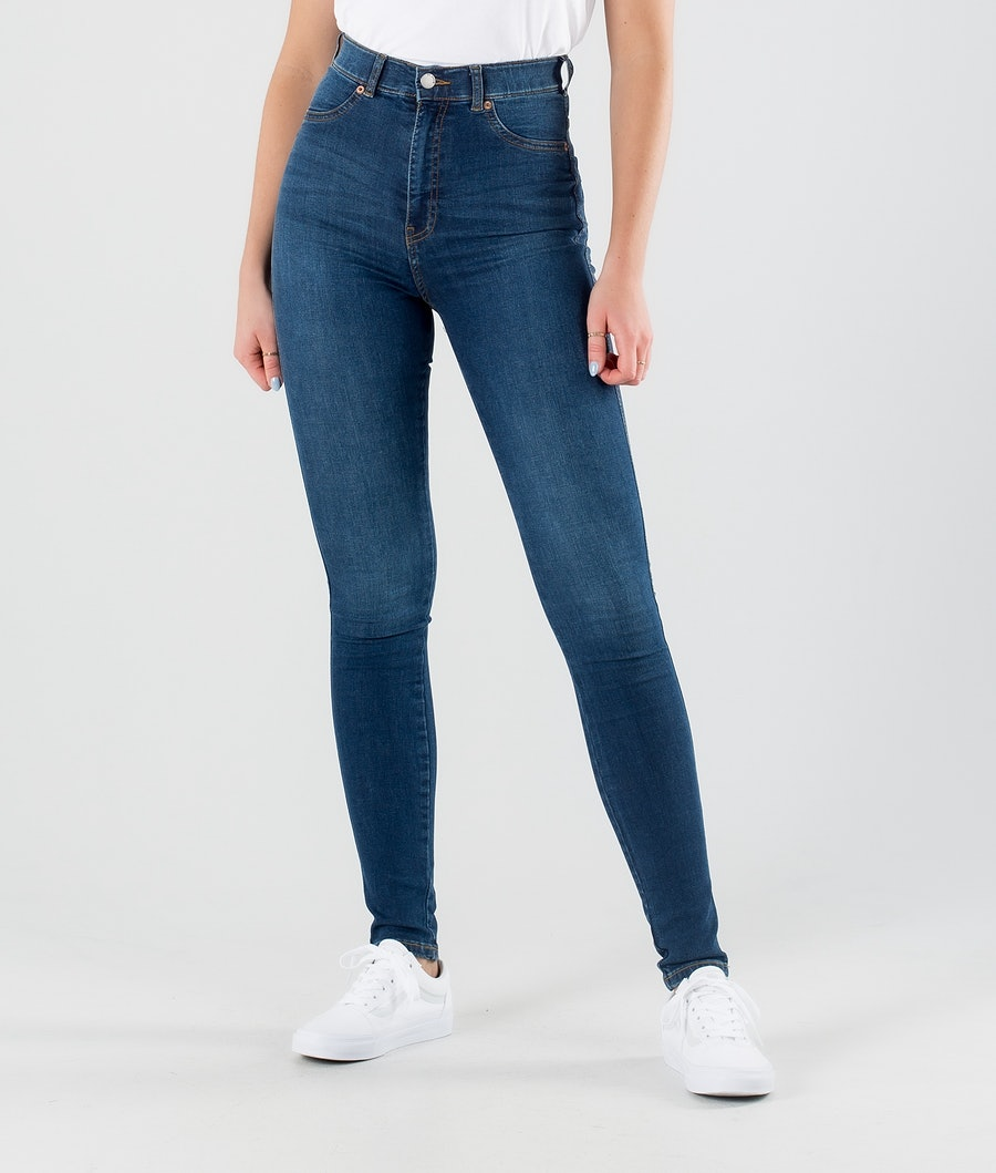 Dr Denim Plenty Pantalon Storm Dark Blue