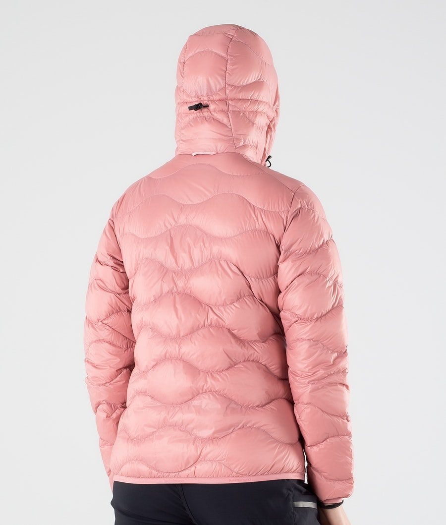 Peak Performance Helium Hood Giacca Outdoor Donna Warm Blush