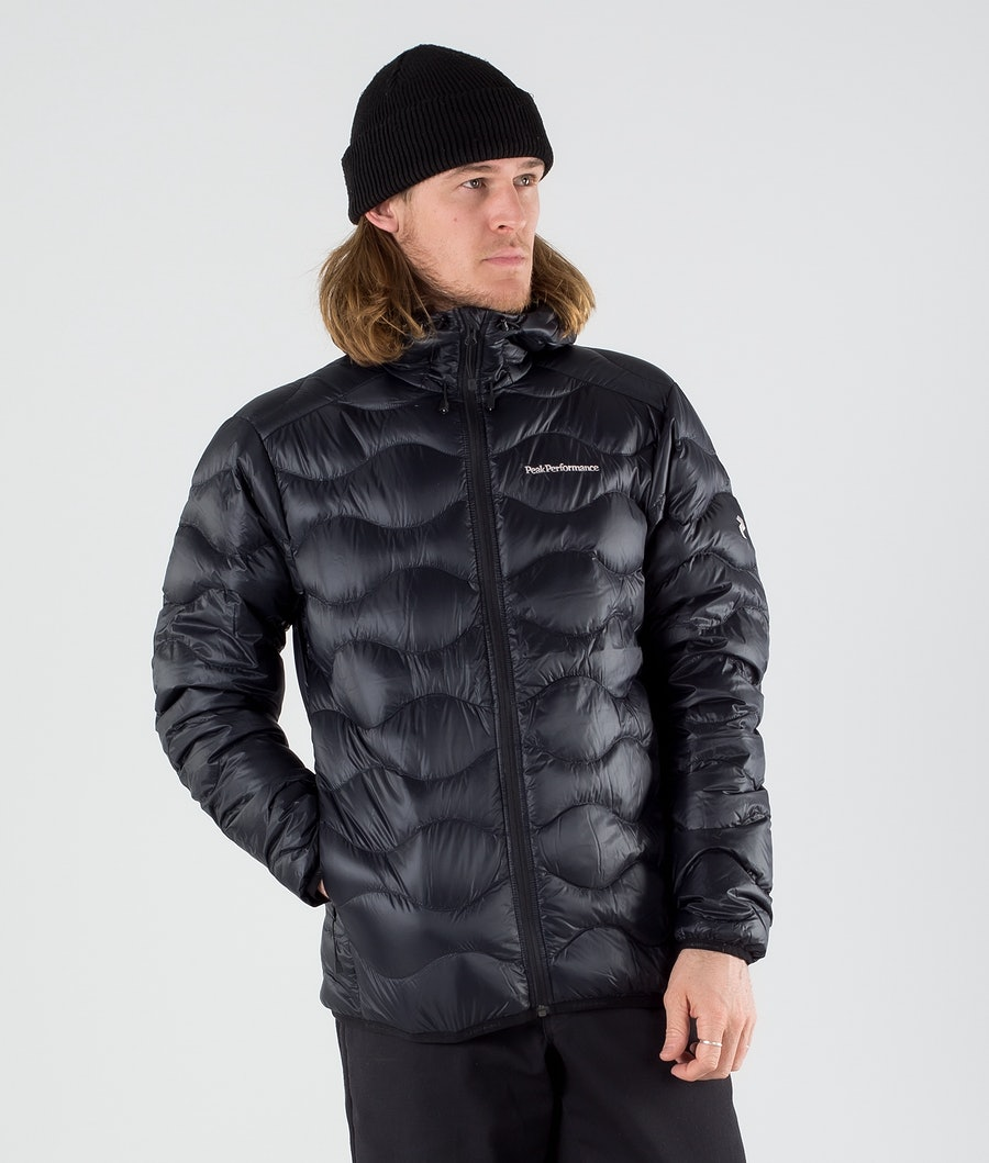 Peak Performance Helium Hood Giacca Outdoor Black
