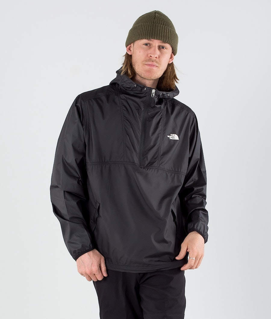 The North Face Cyclone Anorak Outdoor Jacka Tnf Black