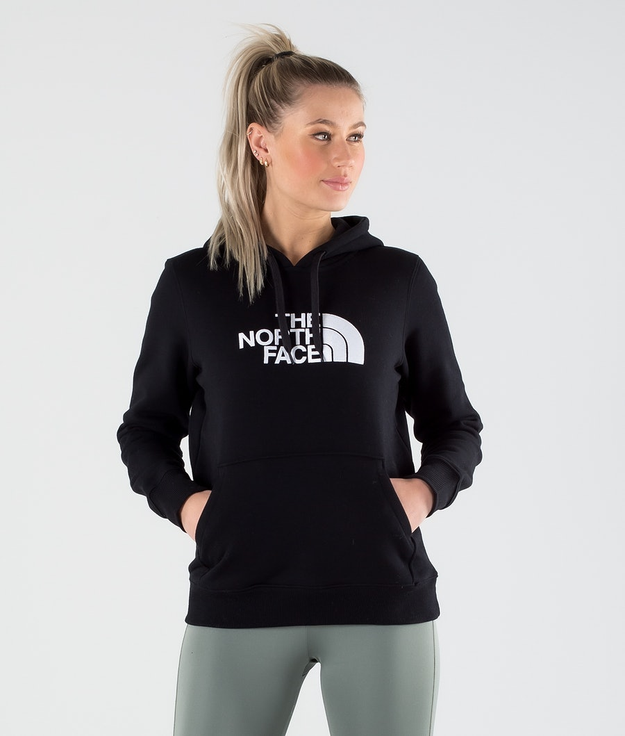 The North Face Drew Peak Pullover Hood Tnf Black