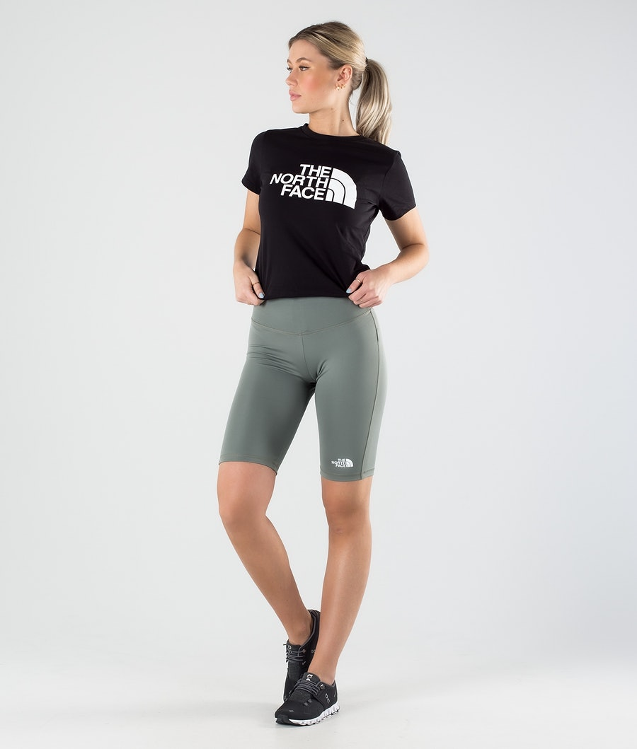 The North Face Flex Shorts Randonnée Femme Agave Green