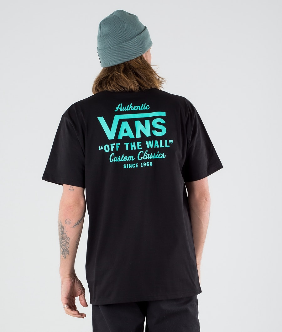 Vans Holder St Classic T-shirt Black/Waterfall