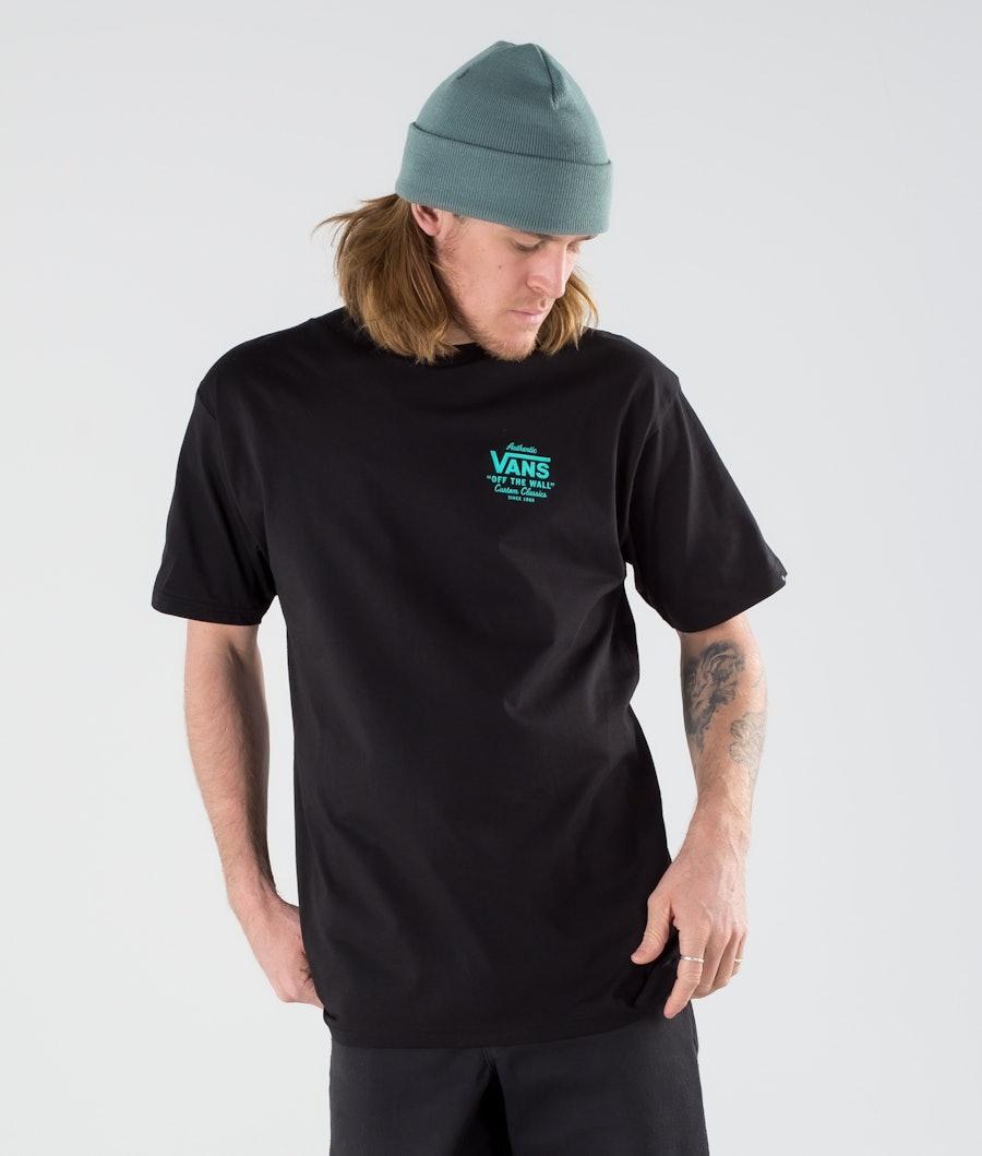 Vans Holder St Classic T-shirt Black/Waterfall
