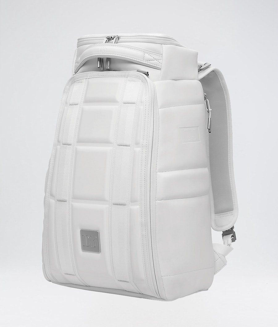 Douchebags The Hugger 20L Sneeuw Tas Whiteout