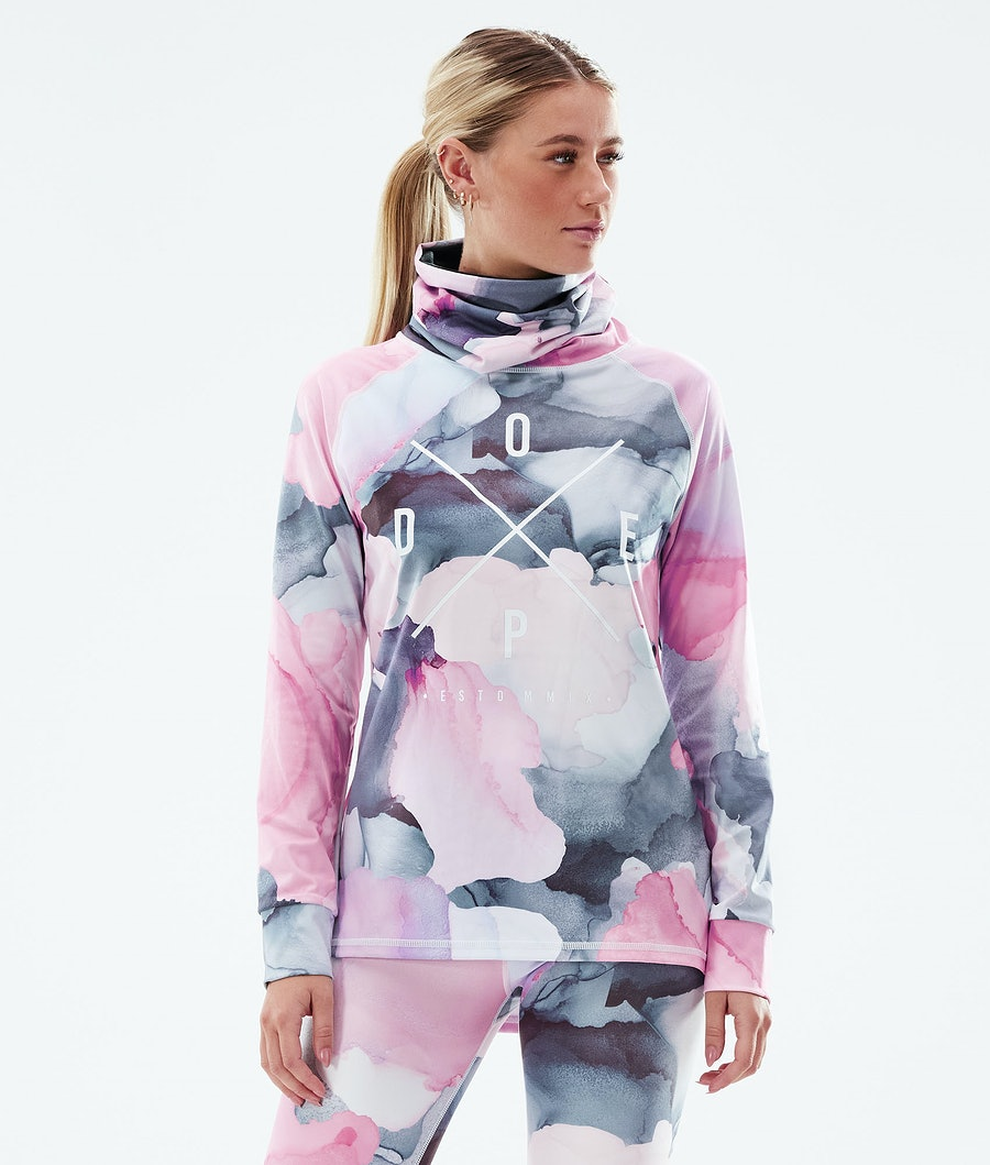 Dope Snuggle 2X-UP W Base Layer Top Blot