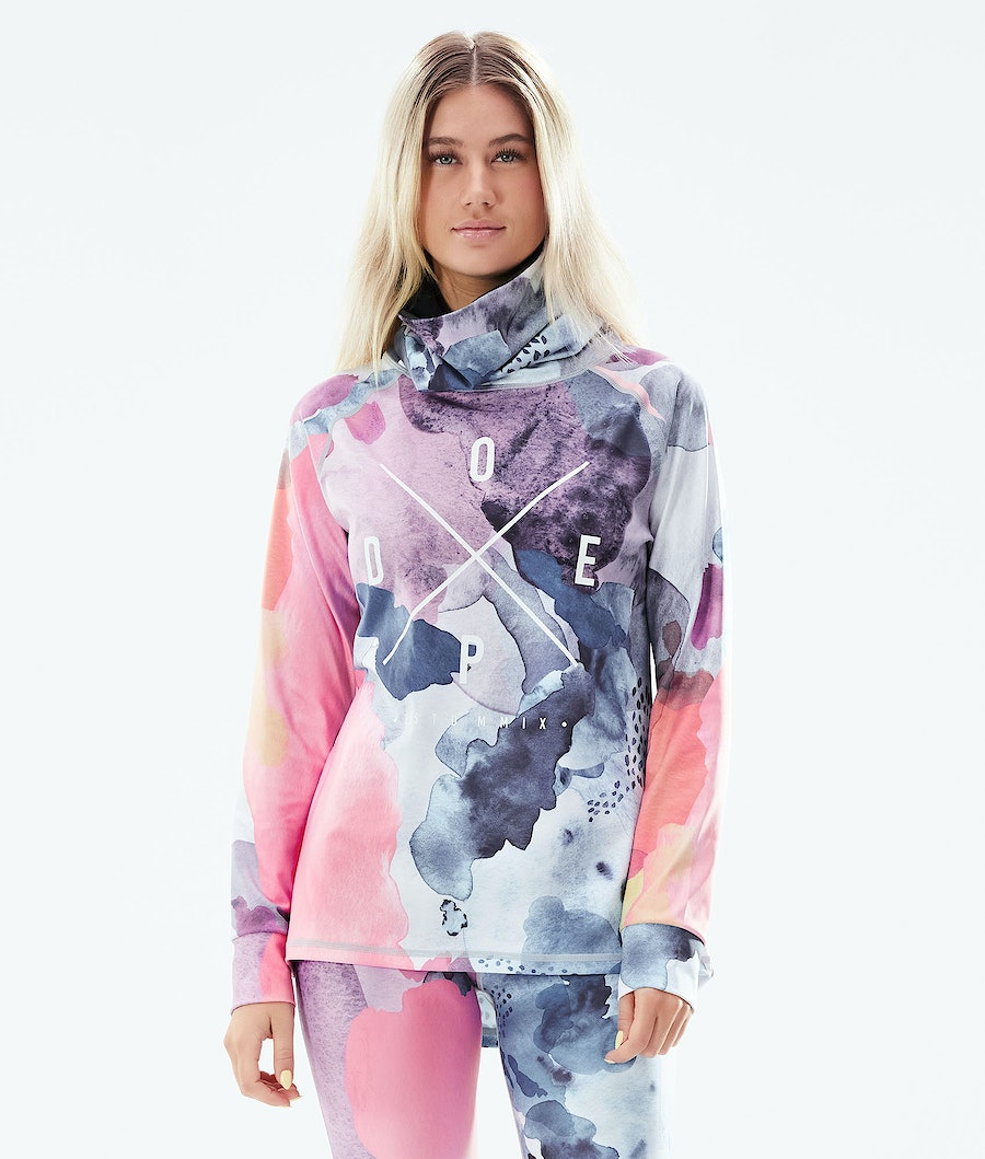 Dope Snuggle 2X-UP W Base Layer Top Ink