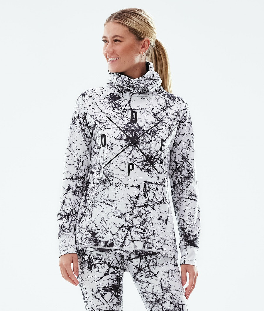 Dope Snuggle 2X-UP W Base Layer Top Rock