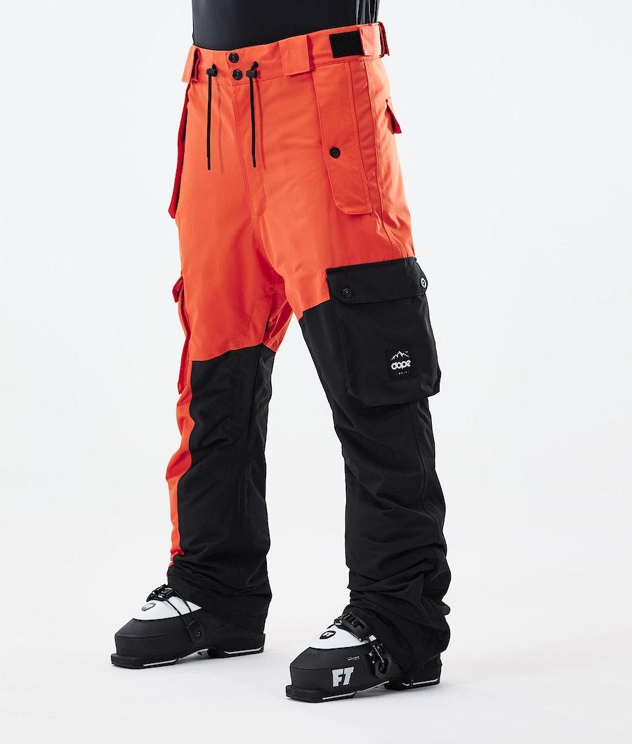Dope Adept Skidbyxa Orange/Black