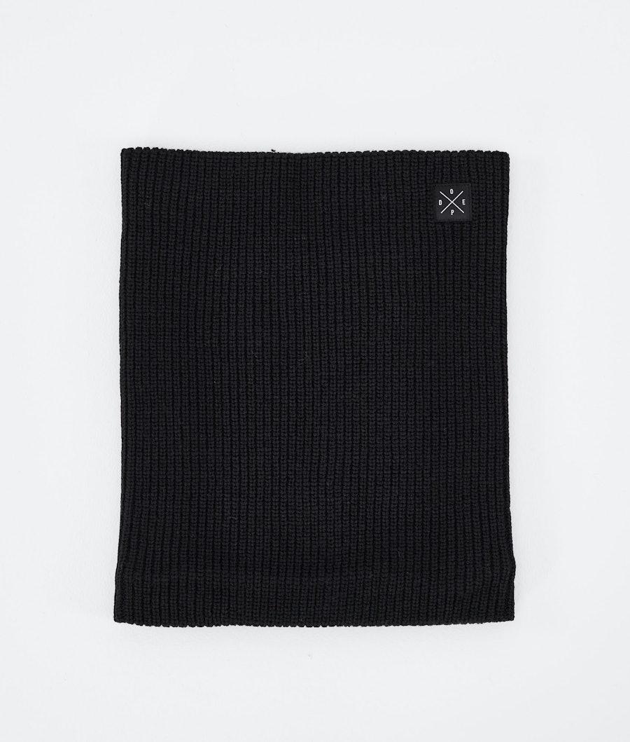 Dope 2X-UP Knitted Ansiktsmask Black
