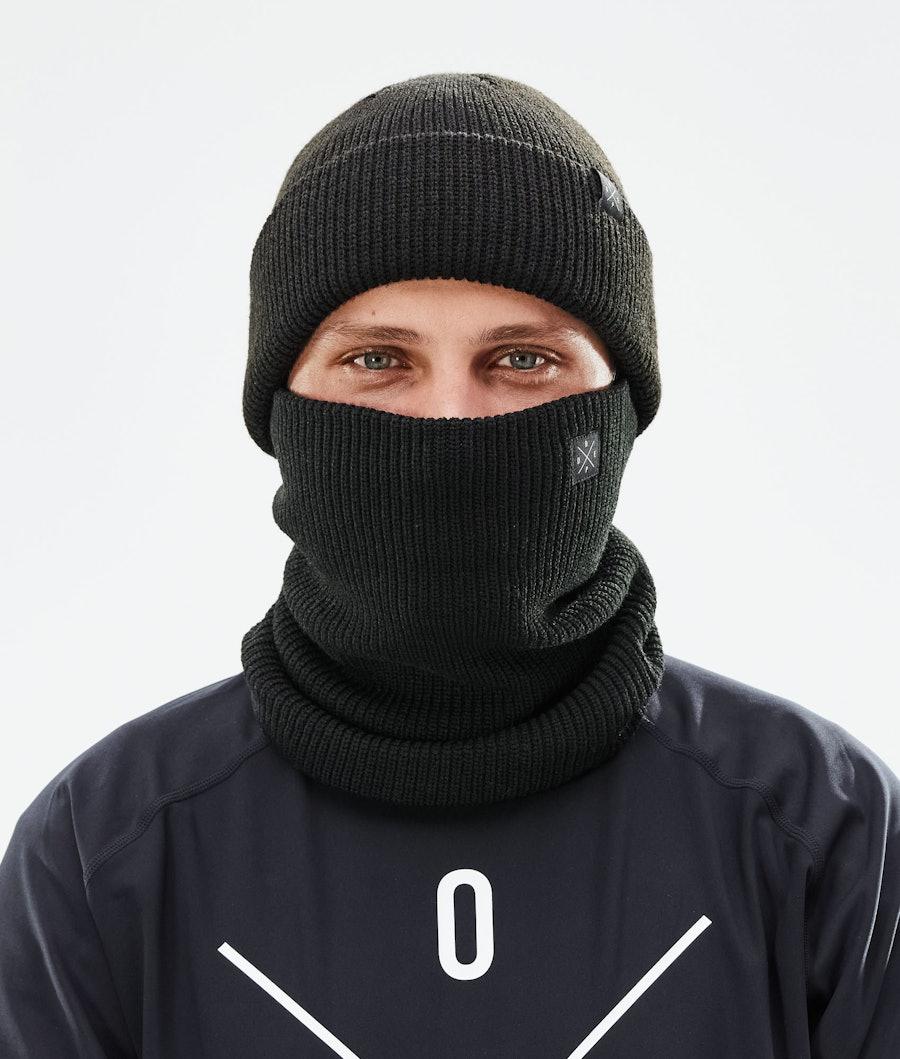 Dope 2X-UP Knitted Schlauchtuch Black