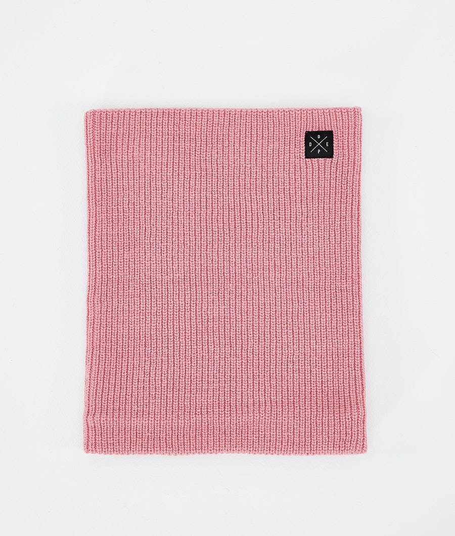 Dope 2X-UP Knitted Schlauchtuch Pink