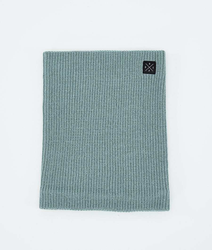 Dope 2X-UP Knitted Ansiktsmask Faded Green