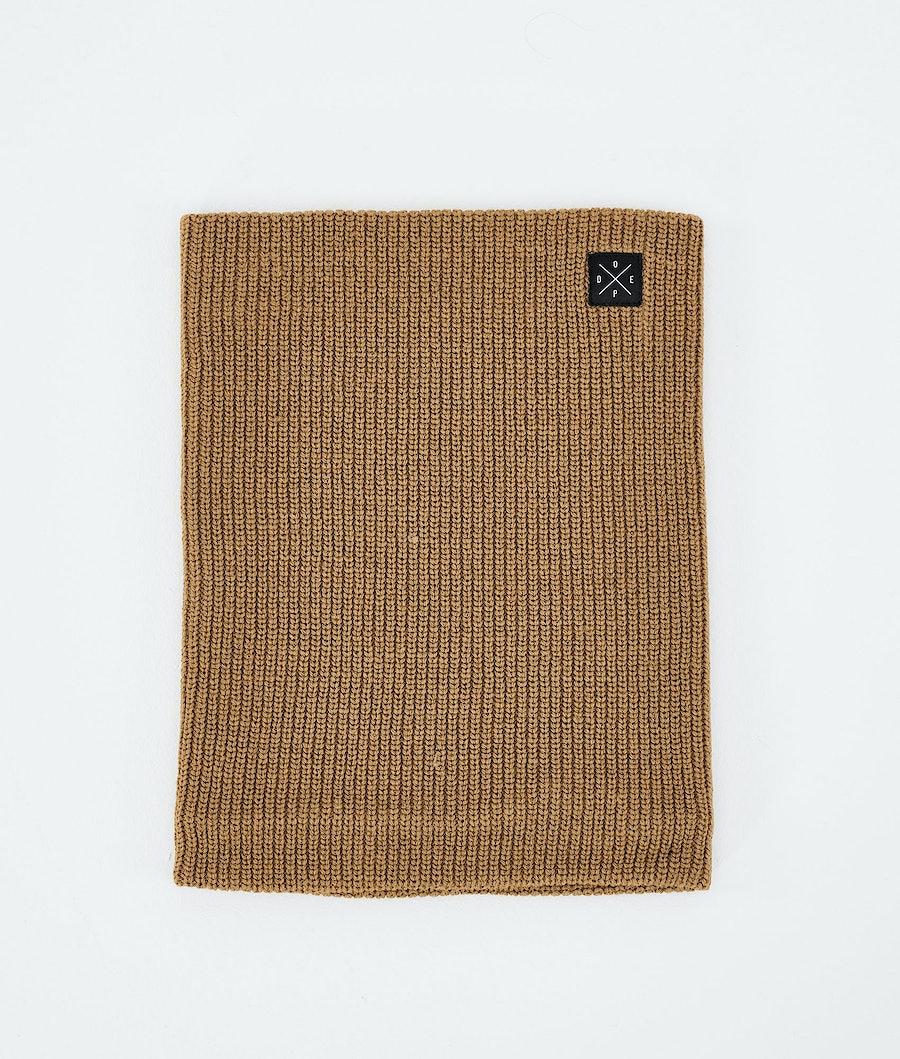 Dope 2X-UP Knitted Ansiktsmask Gold