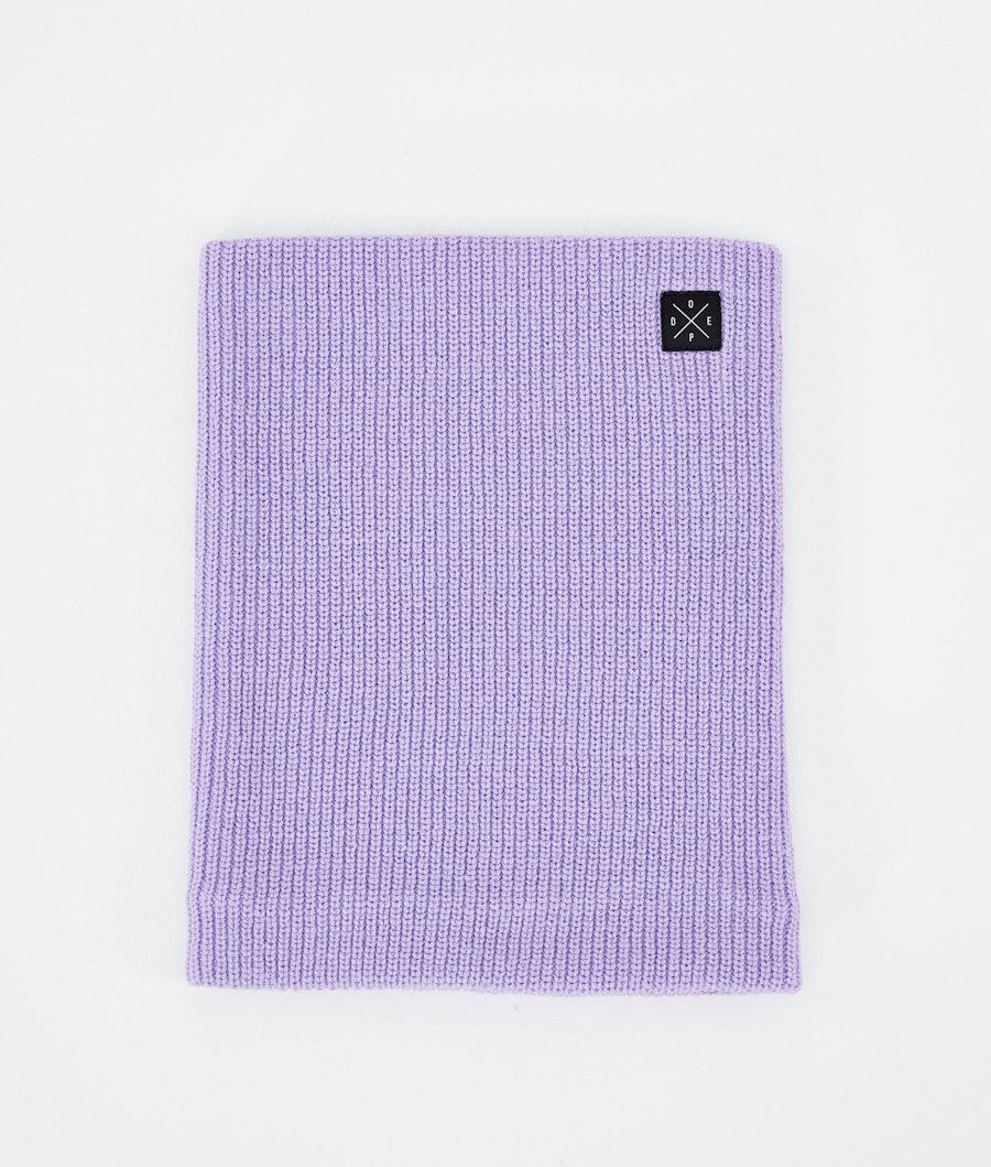 Dope 2X-UP Knitted Ansiktsmask Faded Violet