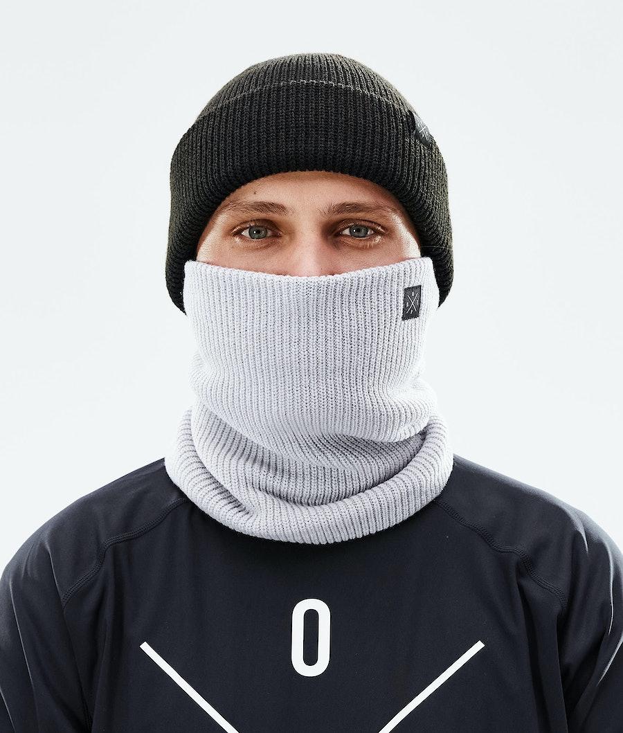 Dope 2X-UP Knitted Ansiktsmask Light Grey