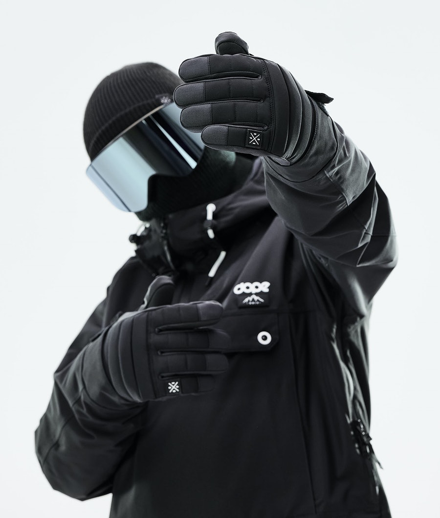 Dope Ace Glove Skidhandskar Dam Black
