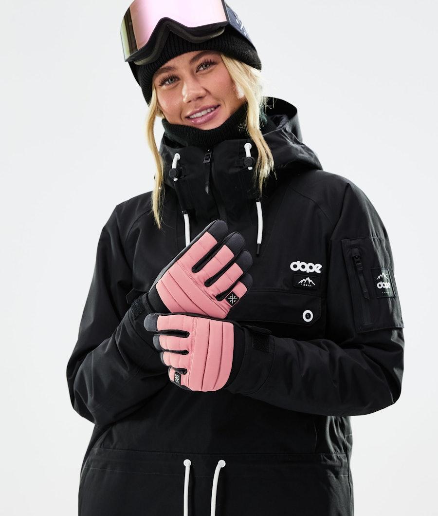 Dope Ace Glove Skidhandskar Dam Pink