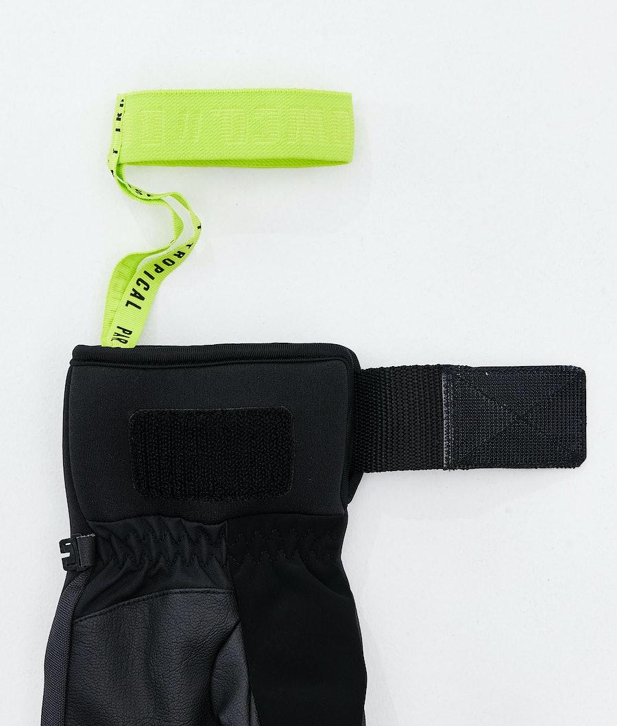 Dope Ace Glove Skidhandskar Dam Olive Green
