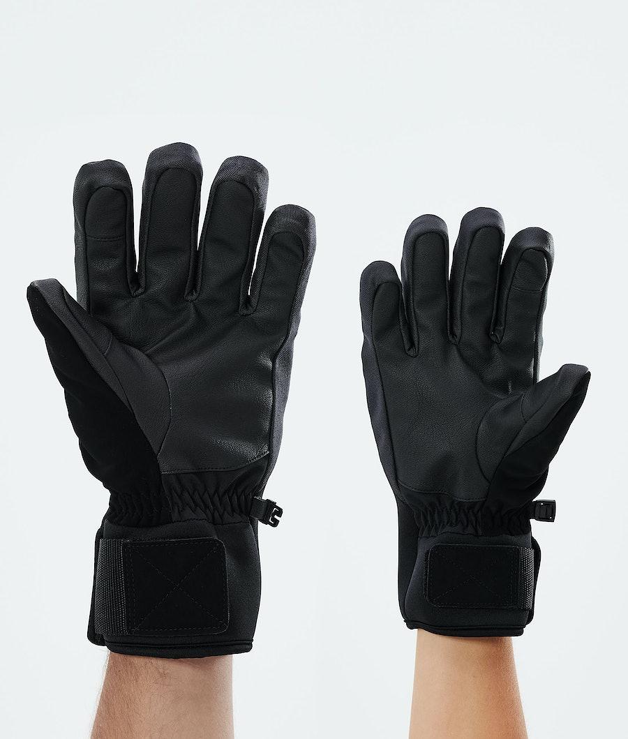 Dope Ace Glove Skidhandskar Dam Burgundy