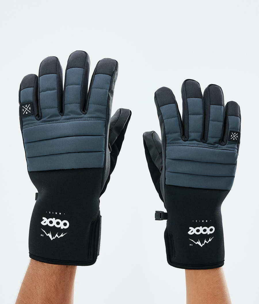 Dope Ace Glove Skidhandskar Dam Metal Blue