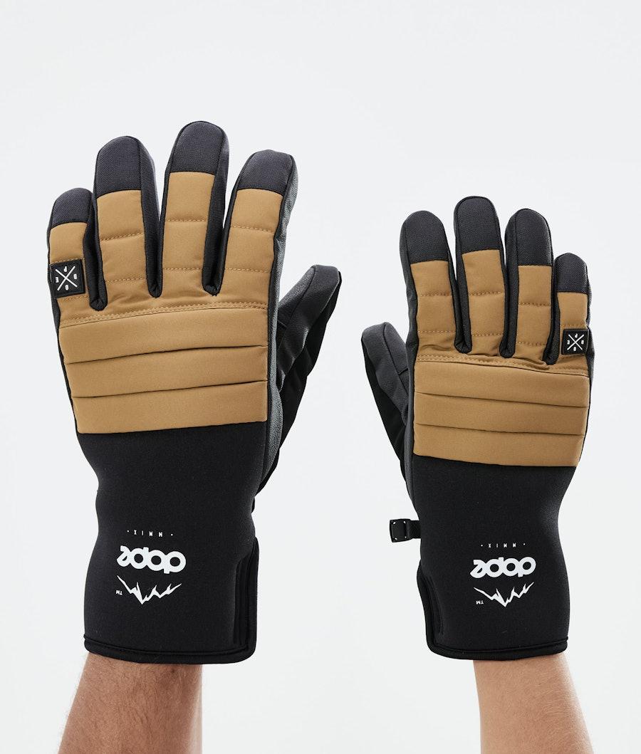 Dope Ace Glove Skidhandskar Gold
