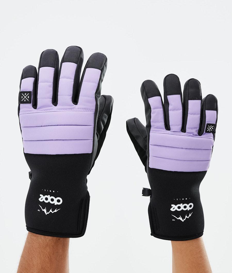 Dope Ace Glove Skidhandskar Faded Violet