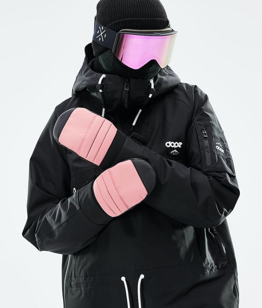 Dope Ace Mitt Skidhandskar Dam Pink
