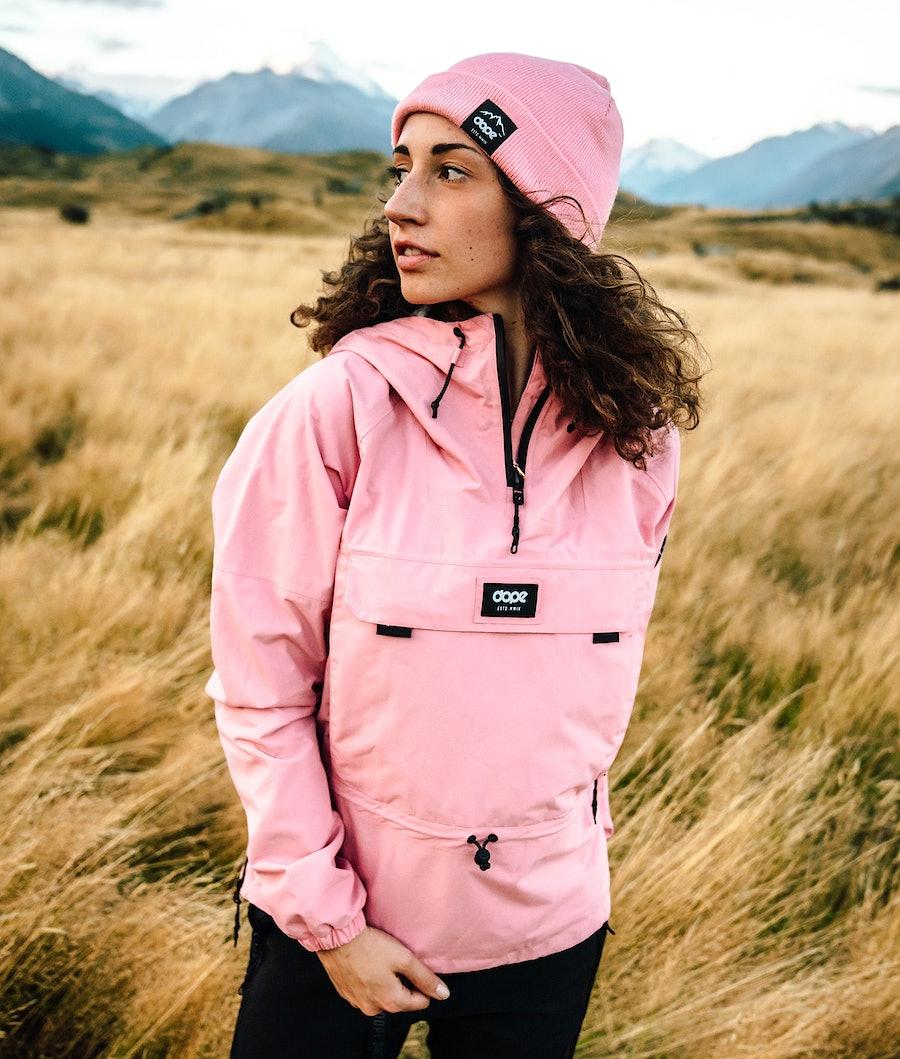 Dope Hiker 19 W Turjakke Dame Pink