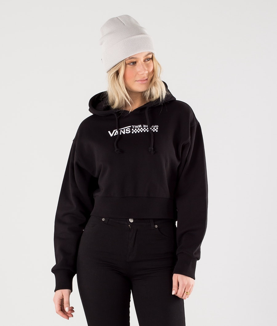 Vans Strait Out Turvy II Sweats à capuche Black