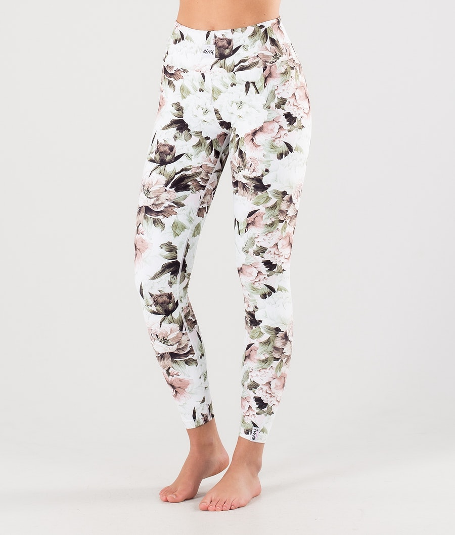 Eivy Venture Tights Base Layer Pant Bloom