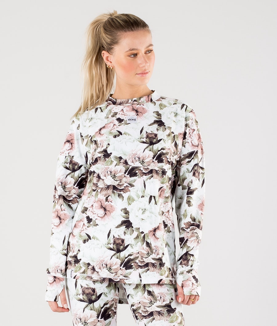 Eivy Venture Top Funktionsshirt Bloom