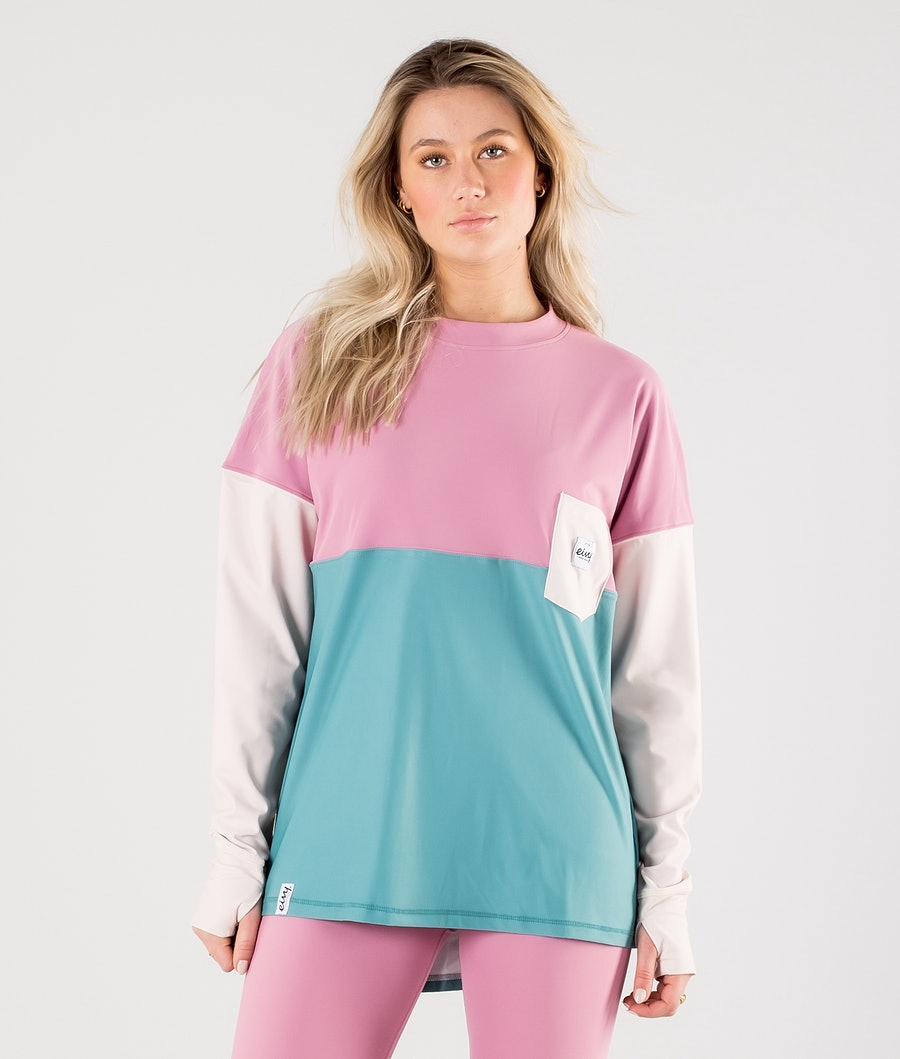 Eivy Venture Top Tee-shirt thermique Ice Cream