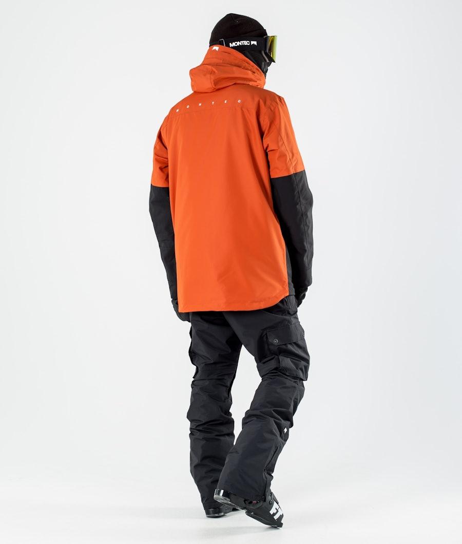 Montec Fawk Ski Jacket Clay/Black