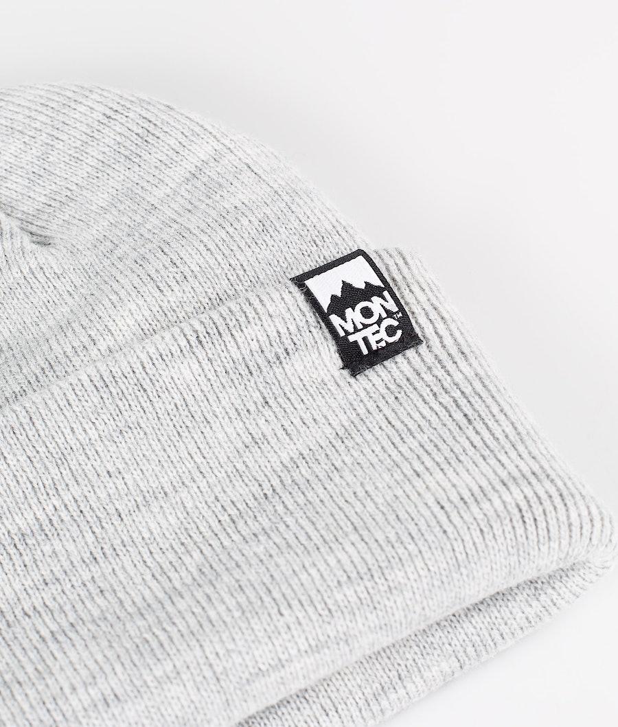 Montec Echo Mütze Grey Melange