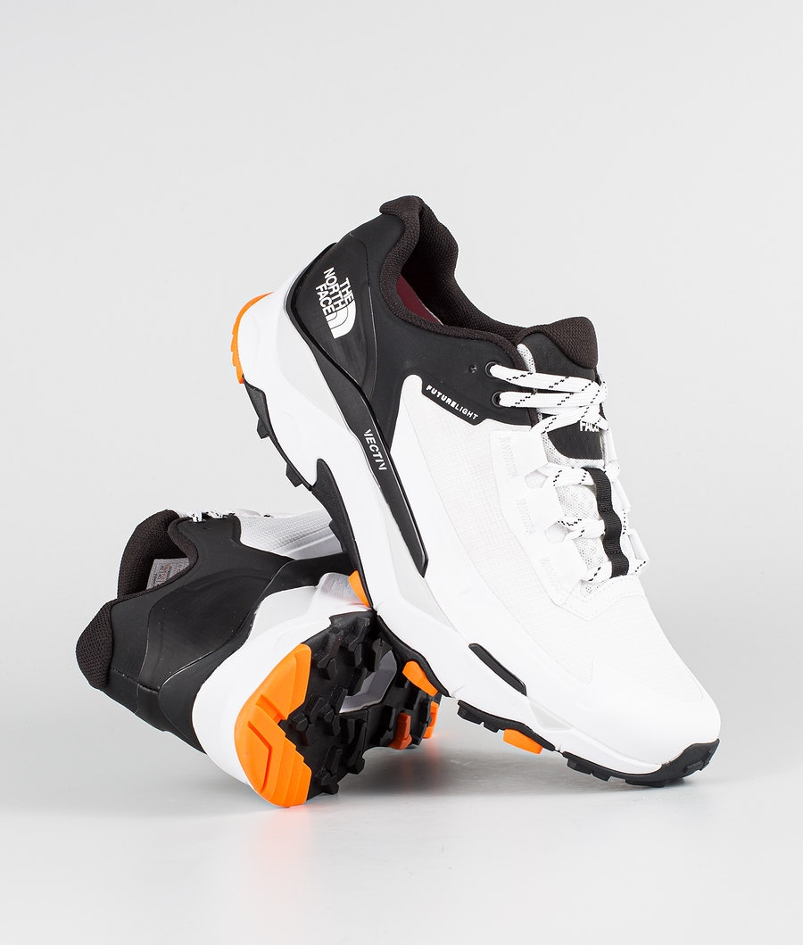 The North Face Vectiv Exploris Futurelight Shoes Tnf White/Tnf Black