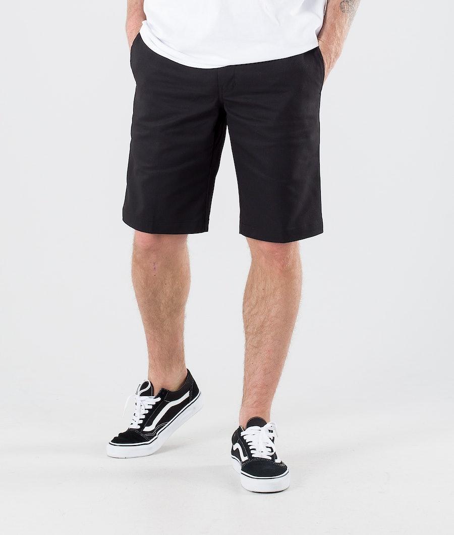 Dickies Slim Straight Flex Shortsit Black