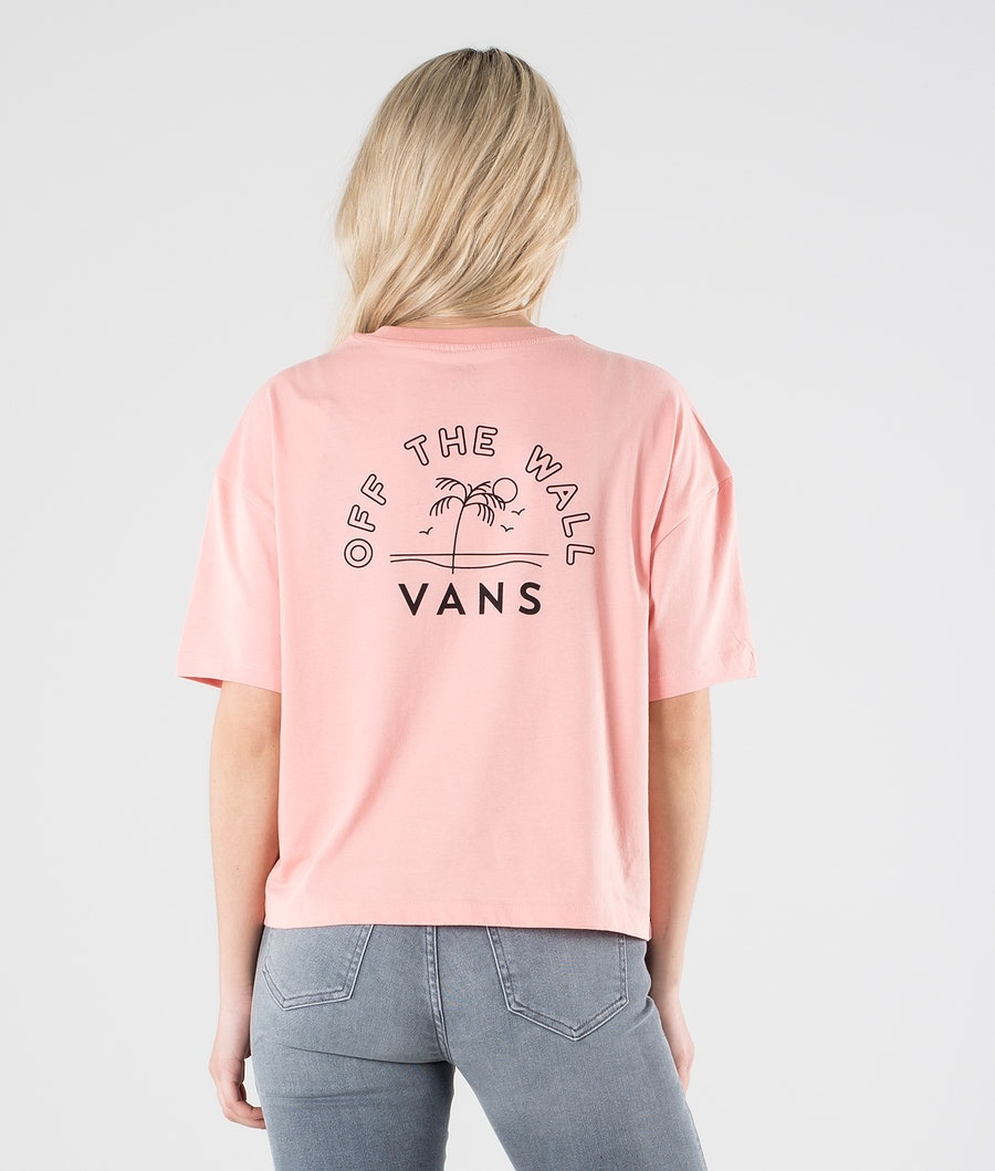 Vans Retro Retirement T-shirt Coral Almond